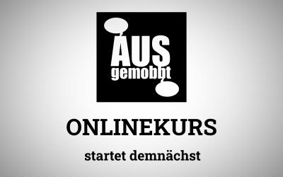 Online Kurs startet demnächst
